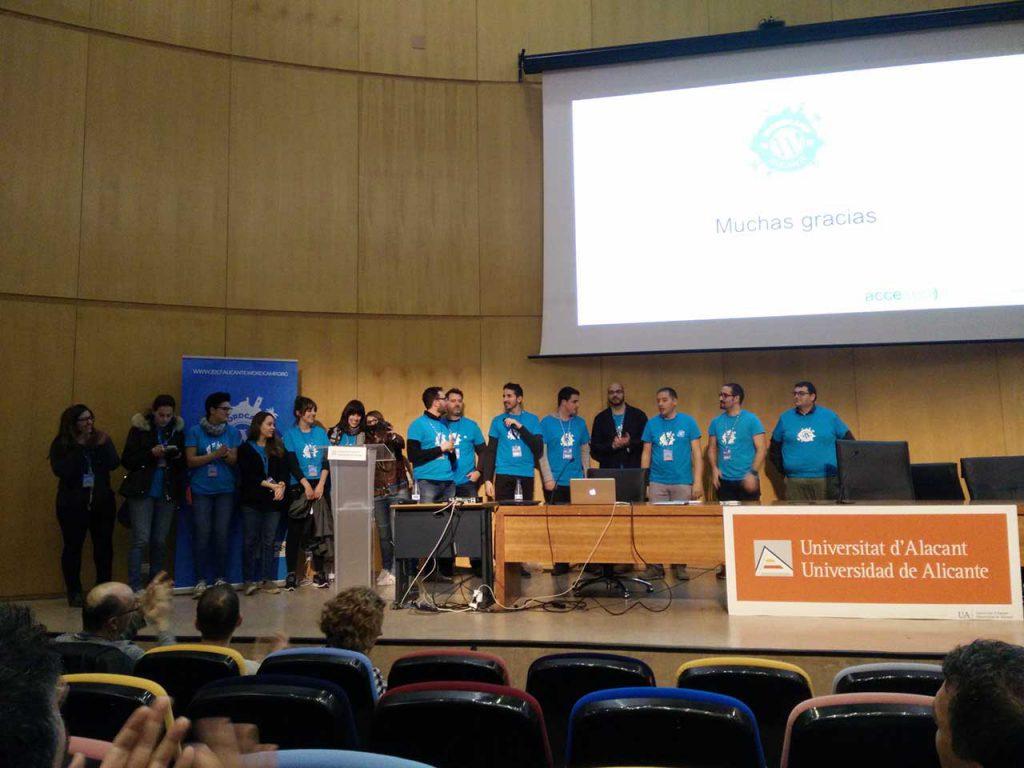 wordcamp alicante 2017