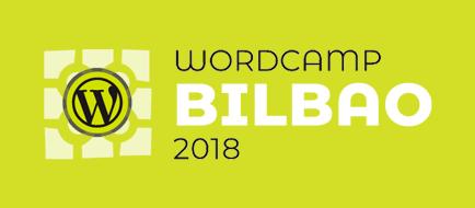 WordCamp Bilbao 2018 Logo