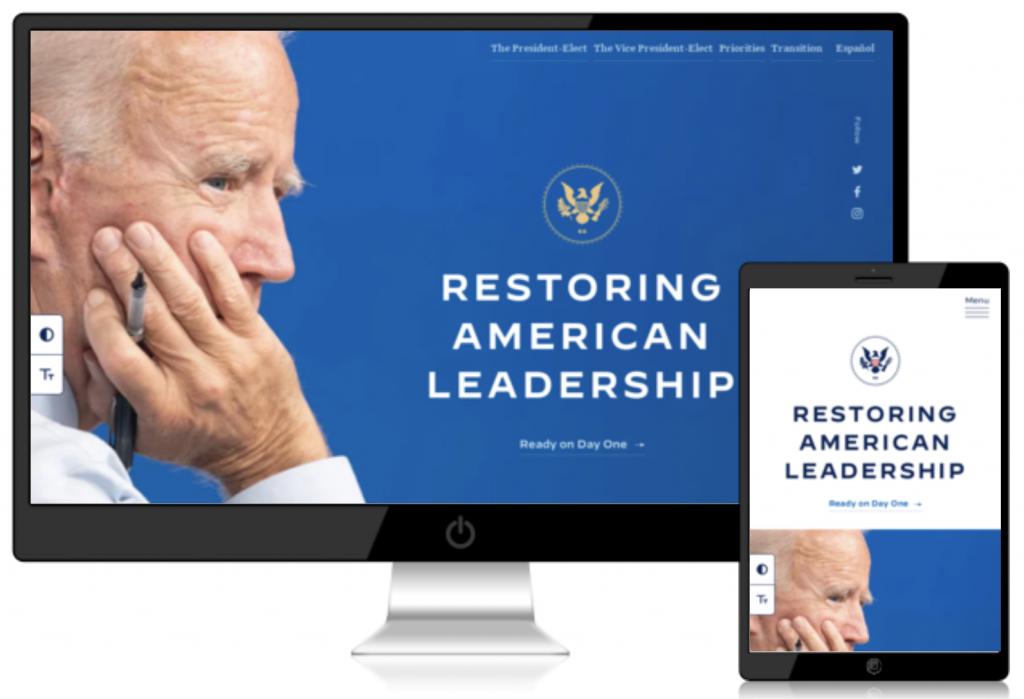 La Casa Blanca reelige WordPress para su web