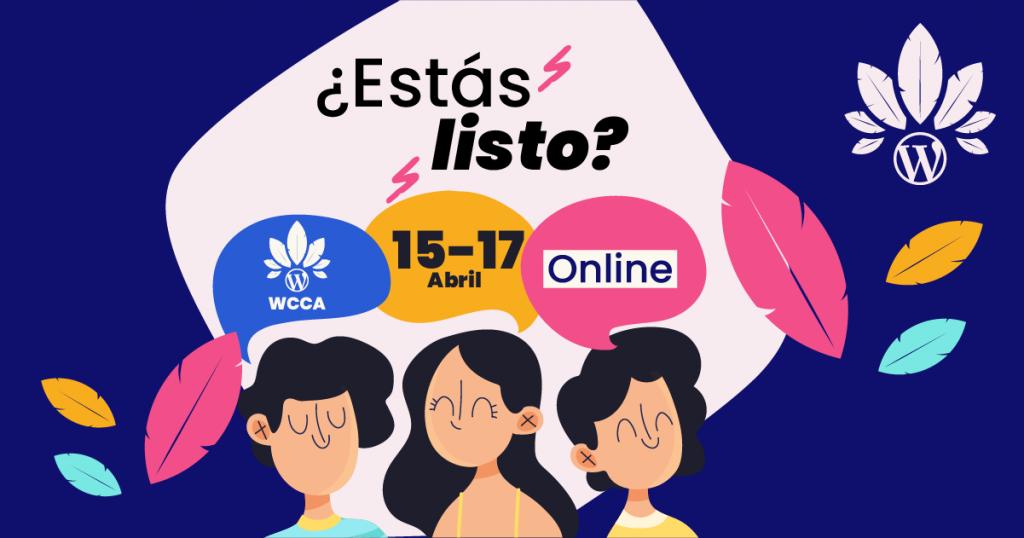 WordCamp Centroamérica 2021 Online